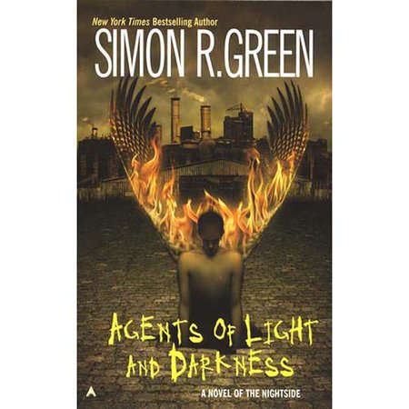 Agents of Light and Darkness by