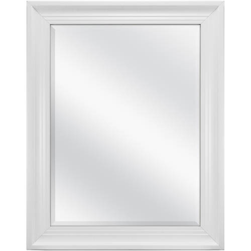 "Mainstays Beveled Wall Mirror, 23"" x 29\ by"