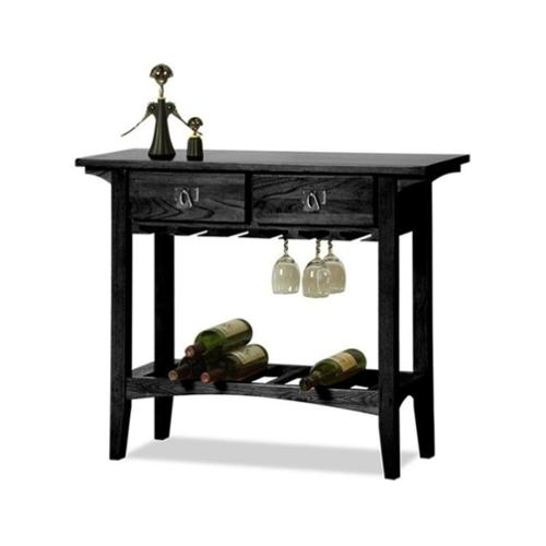 Leick 9061-SL Favorite Finds Mission Wine Stand