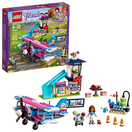 LEGO Friends Heartlake City Airplane Tour 41343