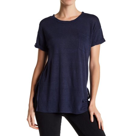 Rebecca Minkoff Women's Gina Short Sleeve Linen - Rebeccas Clothes