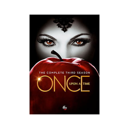 Once Upon a Time: The Complete Third Season (DVD)