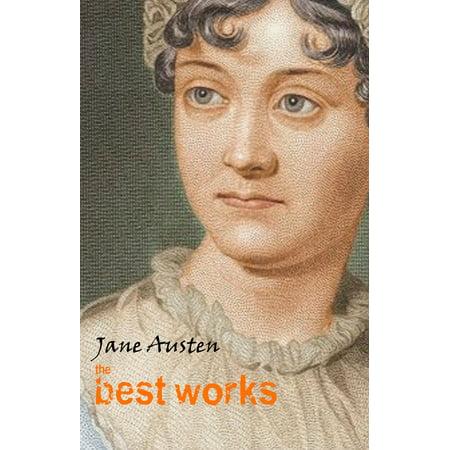 Jane Austen: The Best Works - eBook