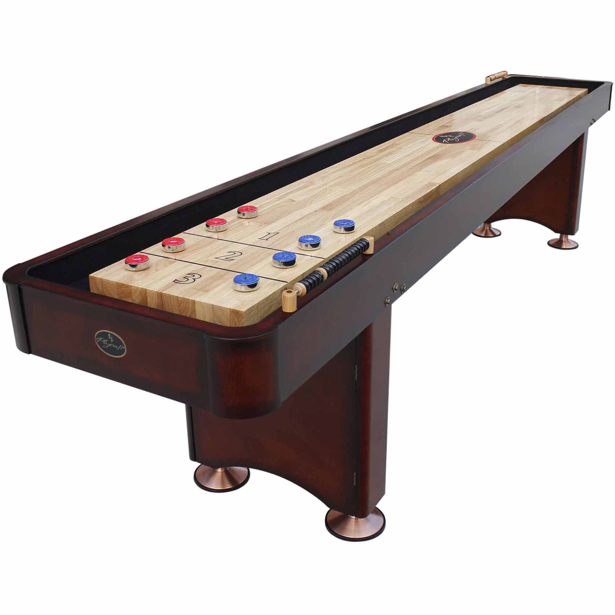 house dining pin room board pinterest plans shuffleboard shuffle table