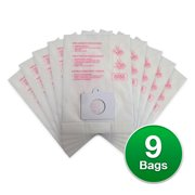 Replacement Vacuum Bags for Kenmore Canister Type C/Q 50555 50558 50557 (3pack)