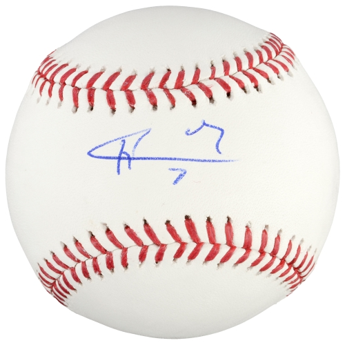 Ketel Marte Arizona Diamondbacks Fanatics Authentic Autographed Baseball - No Size