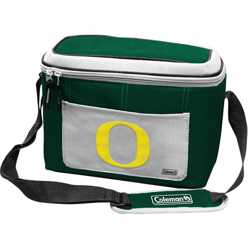 "Coleman 11"" x 7"" x 9"" 12-Can Cooler, Oregon Ducks"