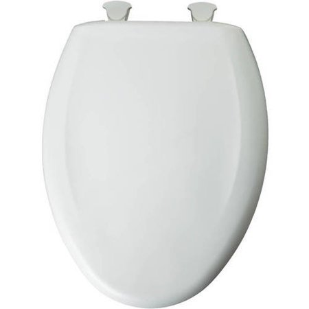 Church 380slowt Plastic Elongated Slow Close Toilet Seat