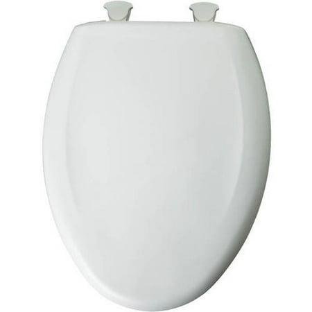 Church 380slowt Plastic Elongated Slow Close Toilet Seat