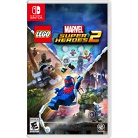 Lego Marvel Superheroes 2 for Nintendo Switch by Warner Home Video Games