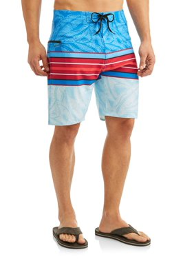 1cfd85cc7c Product Image Men's Banyan Stripe Stretch 9 Inch Boardshort