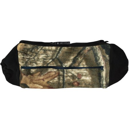 QuietWear Fleece Cargo Pocket Muff