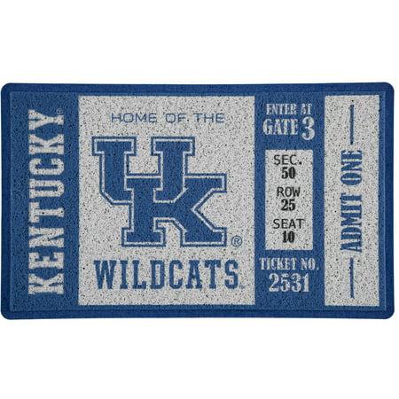 Kentucky Wildcats Turf Mat - No Size (Kentucky Wildcats Rug)