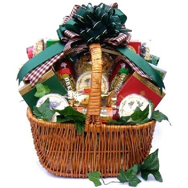 Gift Basket Village ACuAb-xl A Cut Above  Cheese And Saus...