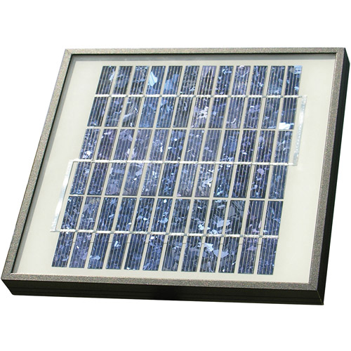 E-Z Gate 10 Watt Solar Panel Kit by Mighty Mule