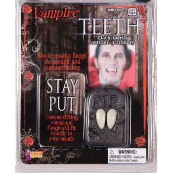 STAGE FANGS (Halloween Fangs For Kids)