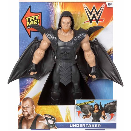 WWE Undertaker Large Figure - Undertaker Toys