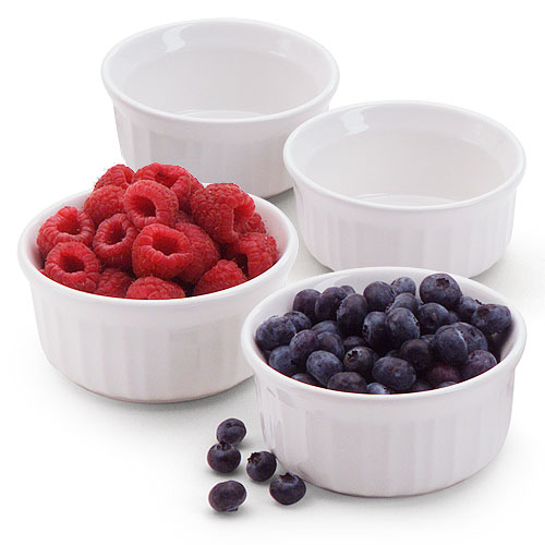 how to clean french white corningware