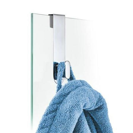 Glass Shower Over Door Hook Polished - image 1 de 1