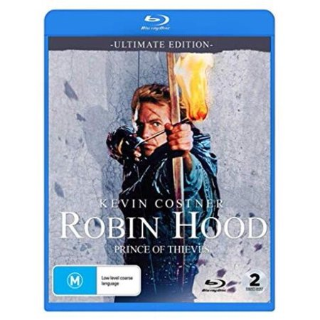 Robin Hood: Prince Of Thieves (Ultimate Edition) [All-Region/1080p] (Jack Wild Robin Hood Prince Of Thieves)