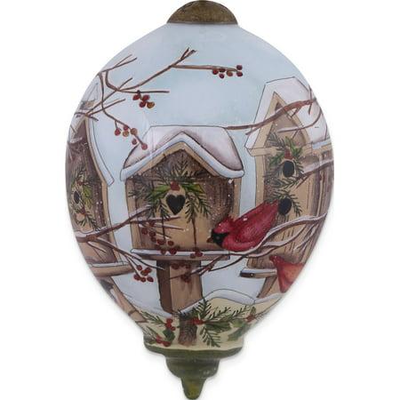 Ne'Qwa Susan Winget Home For The Holidays Ornament - Ne Qwa Halloween Ornaments