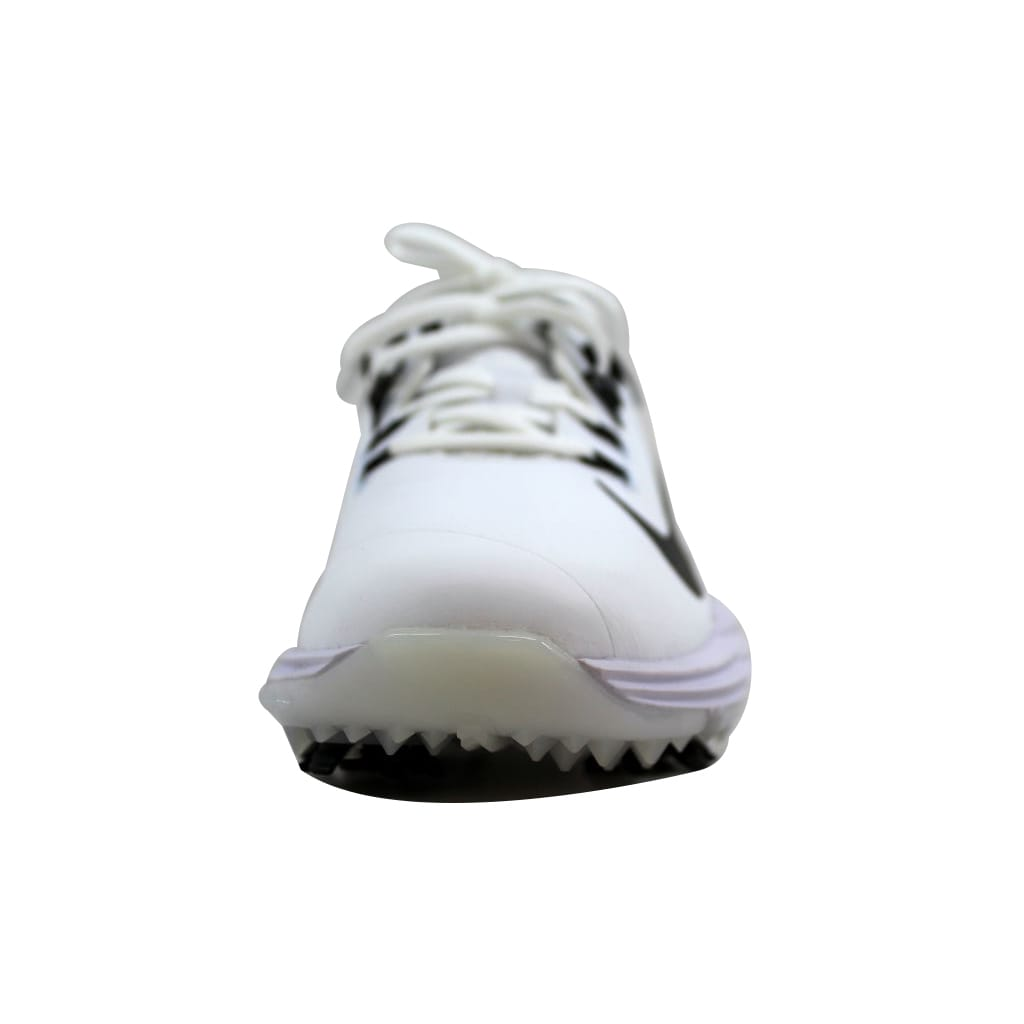 Nike Women's Lunar Command 2 Golf Shoes (White/Black, 6.5)