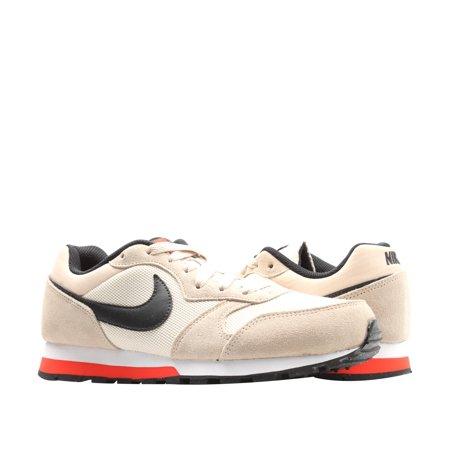 Nike MD Runner 2 Linen/Black-Oatmeal-Max Orange Men's Running Shoes 749794-200 Runner 2 Trail Running Shoe