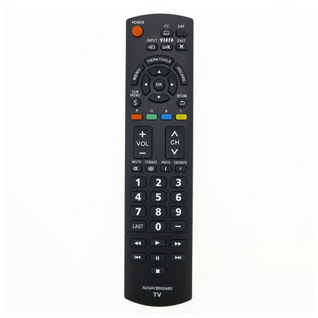 Replacement TV Remote Control for Panasonic TC58PS24 Television - image 1 of 2