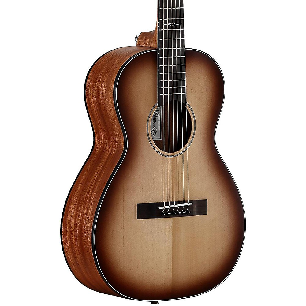 Alvarez Delta DeLite Small Bodied Acoustic-Electric Guitar Natural
