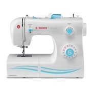 Singer Sewing Machine Simple, 23 Built-In Stitches and Four Step Buttonhole Model 2263 REFURBISHED