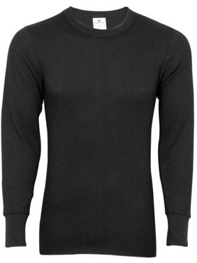 771625351 Product Image Indera - Mens Long Sleeve Thermal Top 800LS - Choose Regular,  Tall, Extra Size