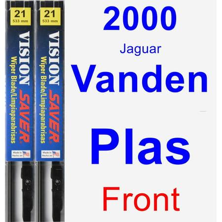2000 Jaguar Vanden Plas Wiper Blade Set/Kit (Front) (2 Blades) - Vision (2000 Jaguar Van Den Plas)