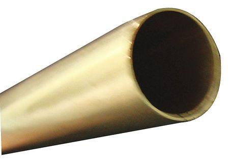 """Carded Rectangular Brass Tube 1//8 X1//4/"""""""