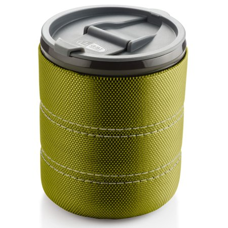 Gsi Outdoors Cup - GSI Outdoors 75253 Infinity Backpacker Mug, Green