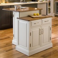 Woodbridge White Two Tier Island