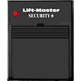 Liftmaster Chamberlain Security  Universal Garage Door Opener Plug In Receiver 635Lm  Compatible With All Liftmaster  Security   Remote    By Sears Craftsman