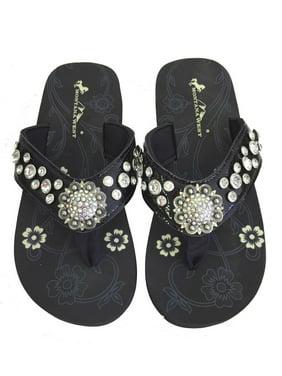 ef7e82e5683ab Montana West Womens Flip-flops - Walmart.com