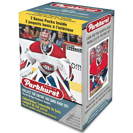18-19 UPPER DECK PARKHURST HOCKEY VALUE BOX