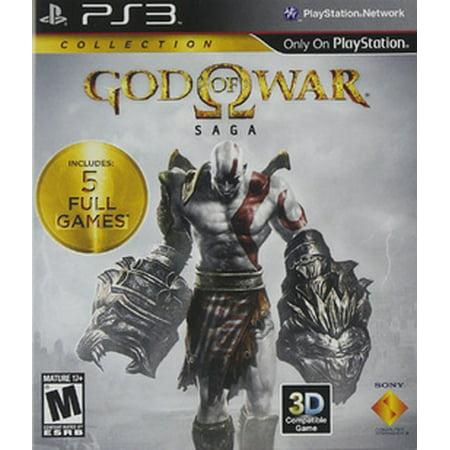 God of War Saga, Sony, PlayStation 3, (God Of War 3 Pc Setup Installation Password)