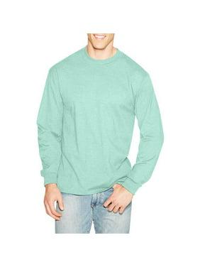 f62bbf67c21 Product Image Hanes Men s Premium Beefy-T Long Sleeve T-Shirt