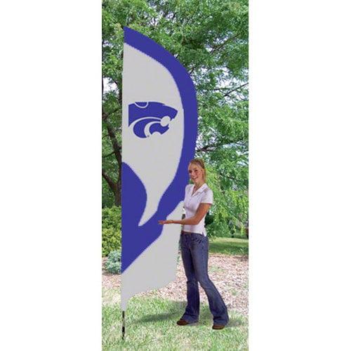NCAA - Kansas State Wildcats Team Pole Flag