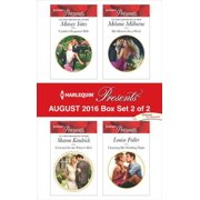 Harlequin Presents August 2016 - Box Set 2 of 2 - eBook