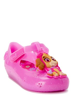 Nickelodeon Paw Patrol Sky and Everest Casual Jelly Shoe (Toddler Girls)