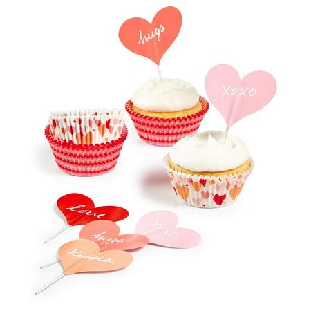 Halloween Mummy Cupcakes Martha Stewart (Martha Stewart Collection Heart Cupcake Liners)