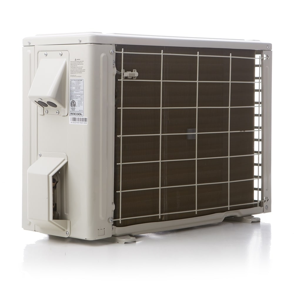 MRCOOL  DIY 18,000 BTU 16 SEER Ductless Mini-Split Air Conditioner - White