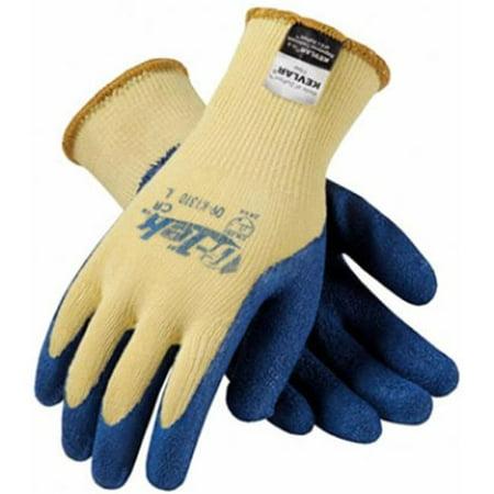 Pip Glove 09-K1310-M Kevlar Glove with Crinkle Finish Latex, Medium - Pack of 12 - image 1 de 1