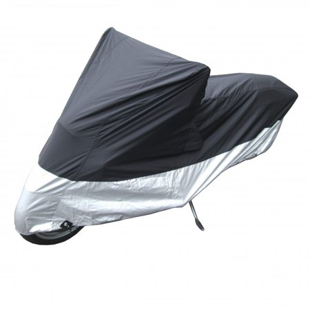 Formosa Covers Deluxe all season Motorcycle cover (XL). Fits up to 94