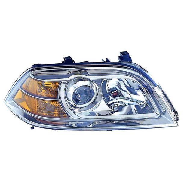 For Acura MDX 04-06 Headlight Assembly Unit Passenger Side