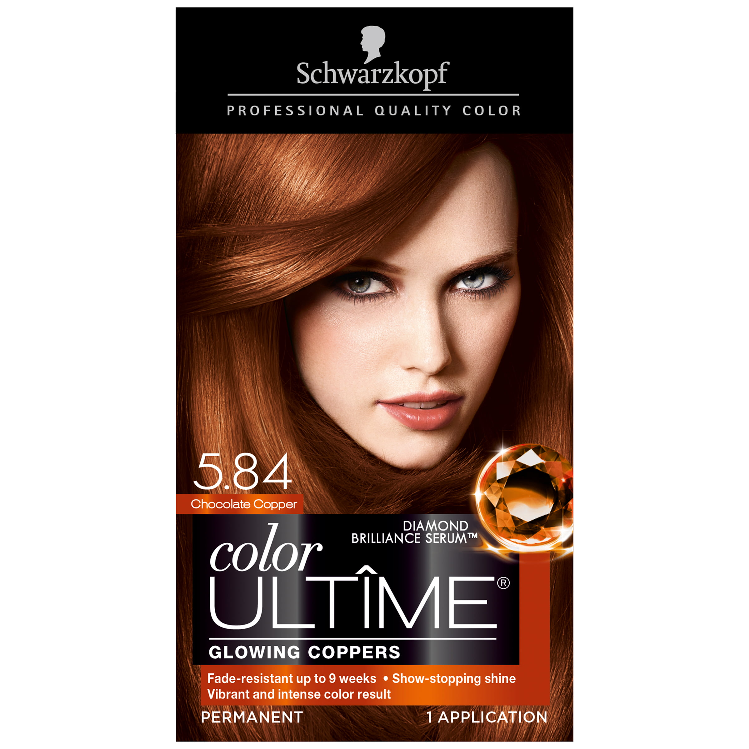 Schwarzkopf Color Ultime Permanent Hair Color Cream 14 Sapphire
