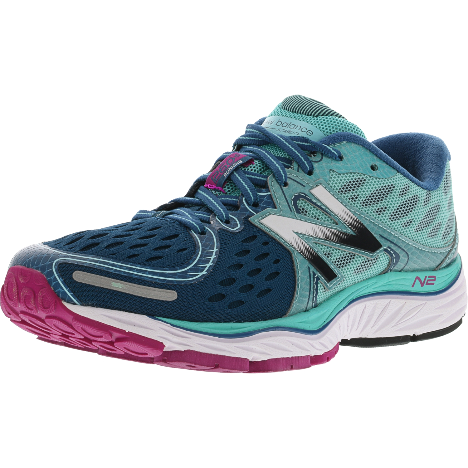 New Balance Women's W1260 By7 Ankle-High Running Shoe 8N by New Balance